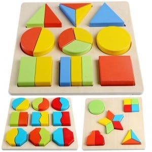atelier montessori fractions