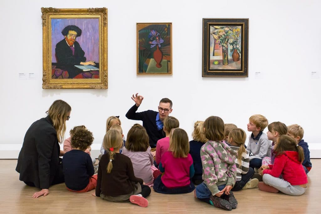 Sortie scolaire au musée