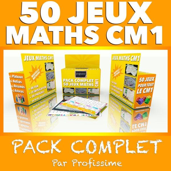 Jeux maths CM1