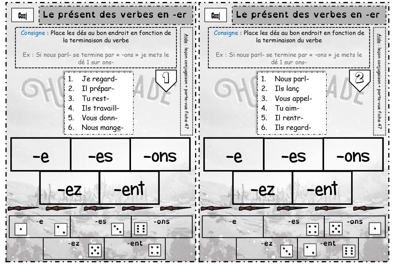 Francais Ce1 Exercices Pdf Et Jeux A Imprimer La Salle Des Maitres