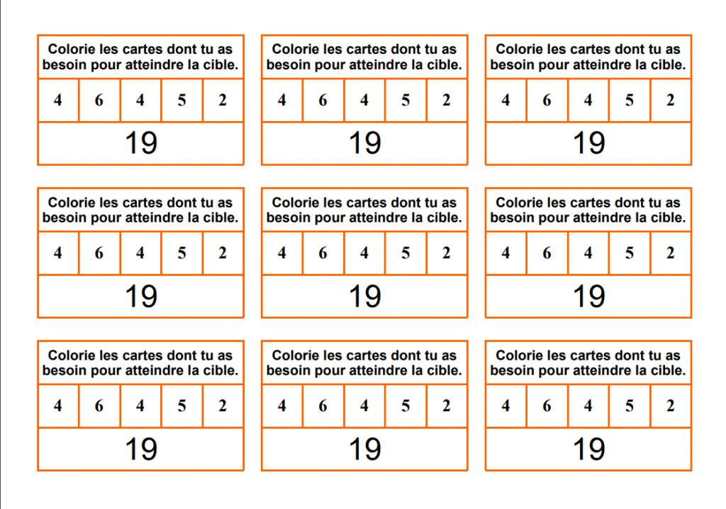 Maths Cp Fiches Exercices Et Jeux A Telecharger La Salle Des Maitres