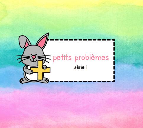 Petits problèmes – calcul mental