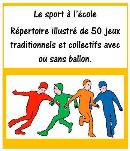 Le sport à l'école – jeux collectifs