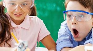 Les sciences en classe